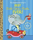 img - for Richard Scarry's Best Little Golden Books Ever! (Little Golden Book Treasury) book / textbook / text book