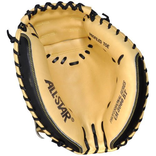 All Star Professional CM3000 Series 35'' Baseball Catcher's Mitt - RHT by All star