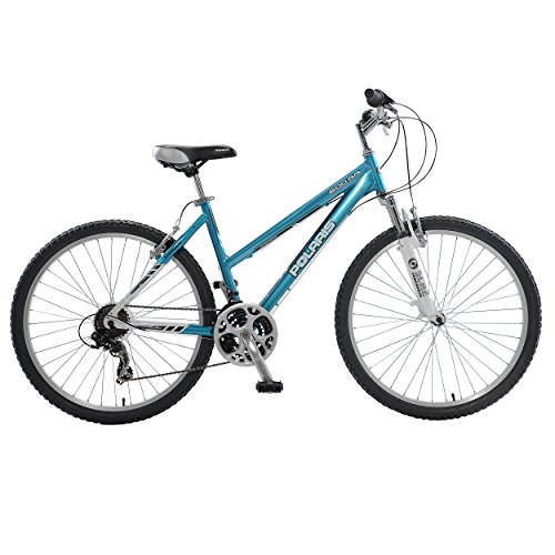 (Polaris 600RR L.1 Mountain Bike, 26 inch Wheels, 18.5 inch Frame, Women's Bike,)