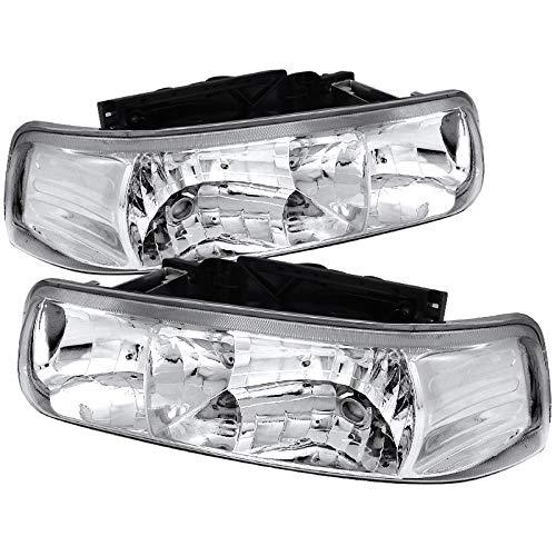 01 silverado euro headlights - 3