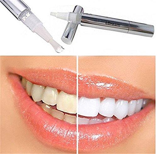 Zahnweiss Stift,Zahn Bleaching,Zahnweiss Bleichen Stift,LDream® Zahnweiß-Stift Ohne Peroxid - nur natürliche Zutaten - mit dem Wirkstoff des Zahnarztes - Mund Zahnpflege