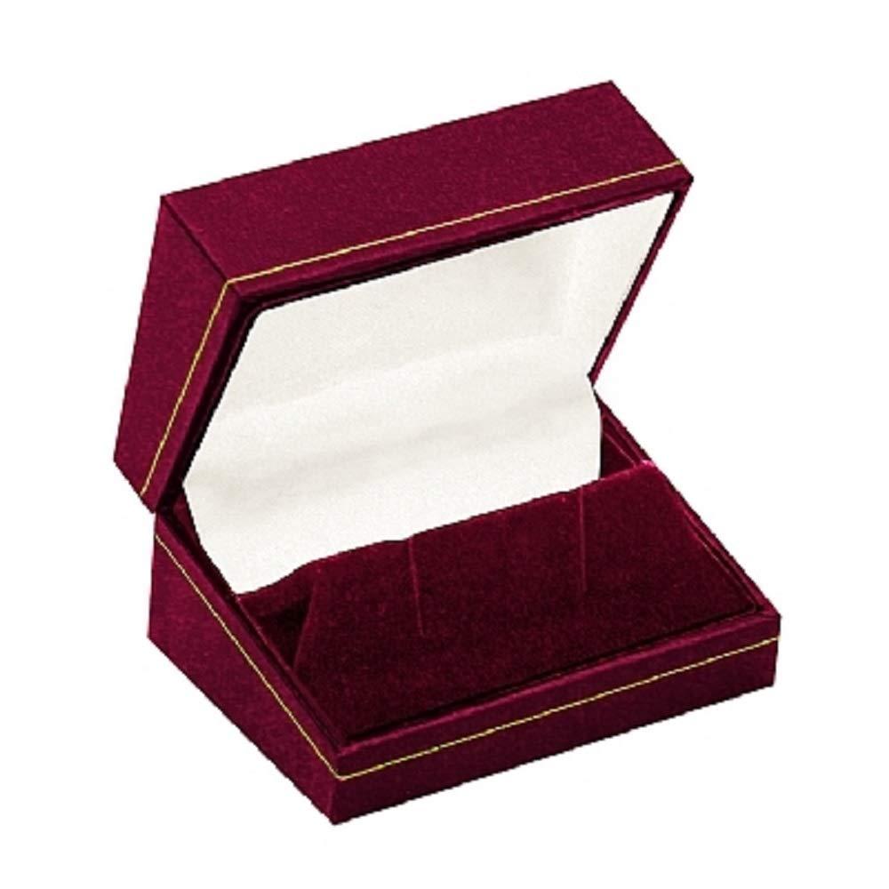 Menz Jewelry Accs Genuine Sterling Silver Wolf Cufflinks