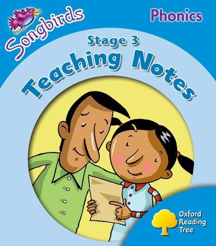 Oxford Reading Tree: Level 3: Songbirds Phonics: Teaching - De Mayo 5 Songs