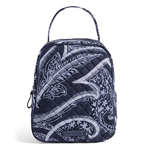 Vera Bradley Iconic Lunch Bunch, Signature Cotton, Indio, One Size
