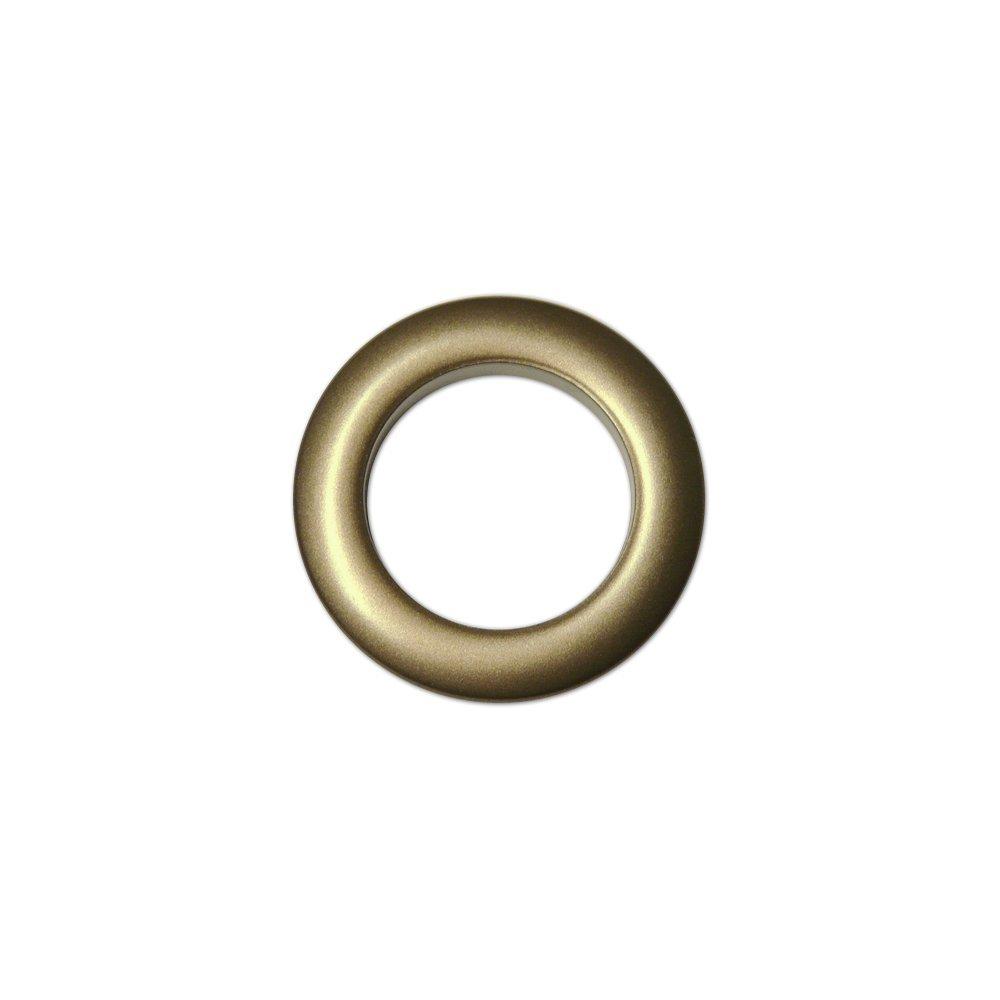 Oeillets à Clipser pour Rideaux Coloris Bronze - diamètre 35 mm - Lot de 8 Faire des Rideaux