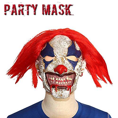 Monst (Kids Clown Mask)