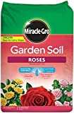 Miracle-Gro 73559430 Garden Soil Roses, 1.5 CF(currently ships to select Northeastern & Midwestern states)