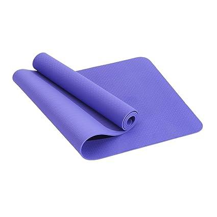 Amazon.com : CampLand Extra Thick Yoga Mat 72X24 Inch ...