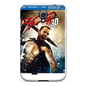 Samsung Galaxy S4 UBl16421lxnU Customized Realistic Rise Against Skin Anti-Scratch Hard Phone Covers -ColtonMorrill