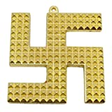 Religious Brass Feng Shui Pyramid Swastik Door Car Hanging Decorative Deity