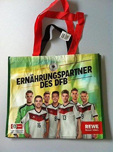 Rewe DFB Deutsche Nationalmannschaft WM 2014 Einkaufstasche