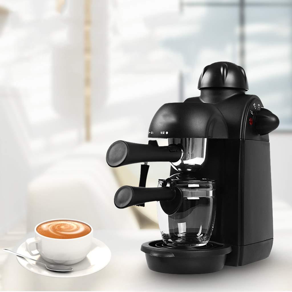 Máquina de café casera semiautomática Italiana con Molinillo Máquina de café a Vapor: Amazon.es: Hogar