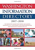 img - for Washington Information Directory 2017-2018 book / textbook / text book