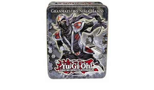 Llorens Yugi-OH Lata Ninja Hanzo Y Dragon Solar: Amazon.es ...