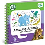 LeapFrog LeapStart Kindergarten Activity Book: Amazing Animals and Conservation