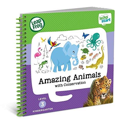 LeapFrog LeapStart Kindergarten Activity Book