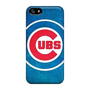 Durable The Case For HTC One M8 Cover Eco-friendly Retail Packaging(chicago Cubs Logo)