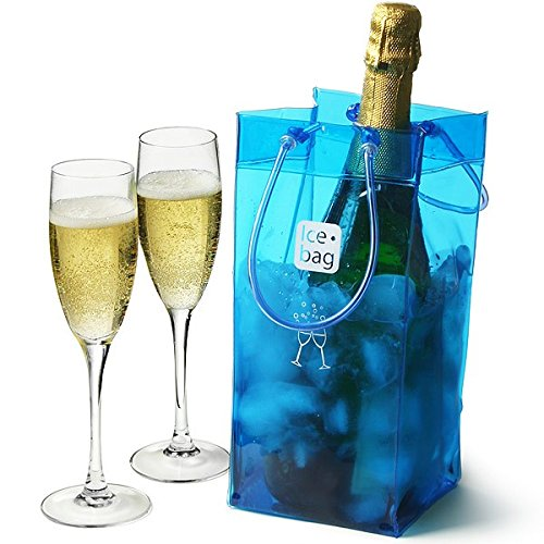 Portable ice bag blue buy online in uae kitchen - Amazon porta vino ...