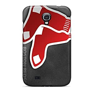 Cute Appearance Cover/tpu SJo3848cAfJ Boston Red Sox Case For Galaxy S4