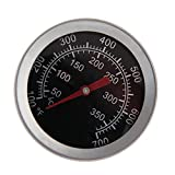 MagiDeal New Barbecue BBQ Grill Thermometer Temp Gauge Outdoor Cam Cook Food Tool