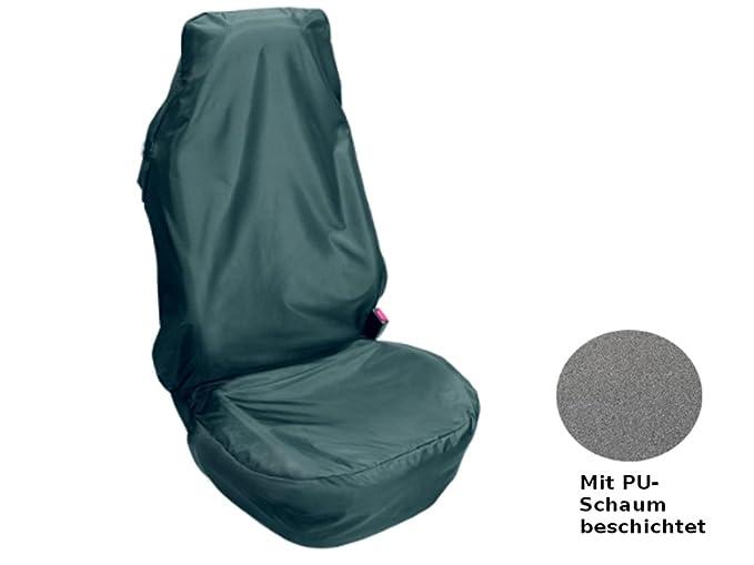 2+1 WASSERFEST Werkstattbezug Werkstattschoner Neu schwarz Polyester Universal