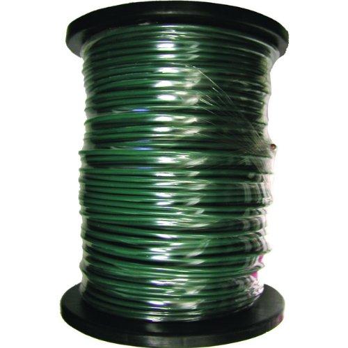 Pro Brand International 3032 10 AWG Copper Ground Wire (Green Thhn Wire)