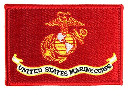 (US Marine Corps Flag 3½