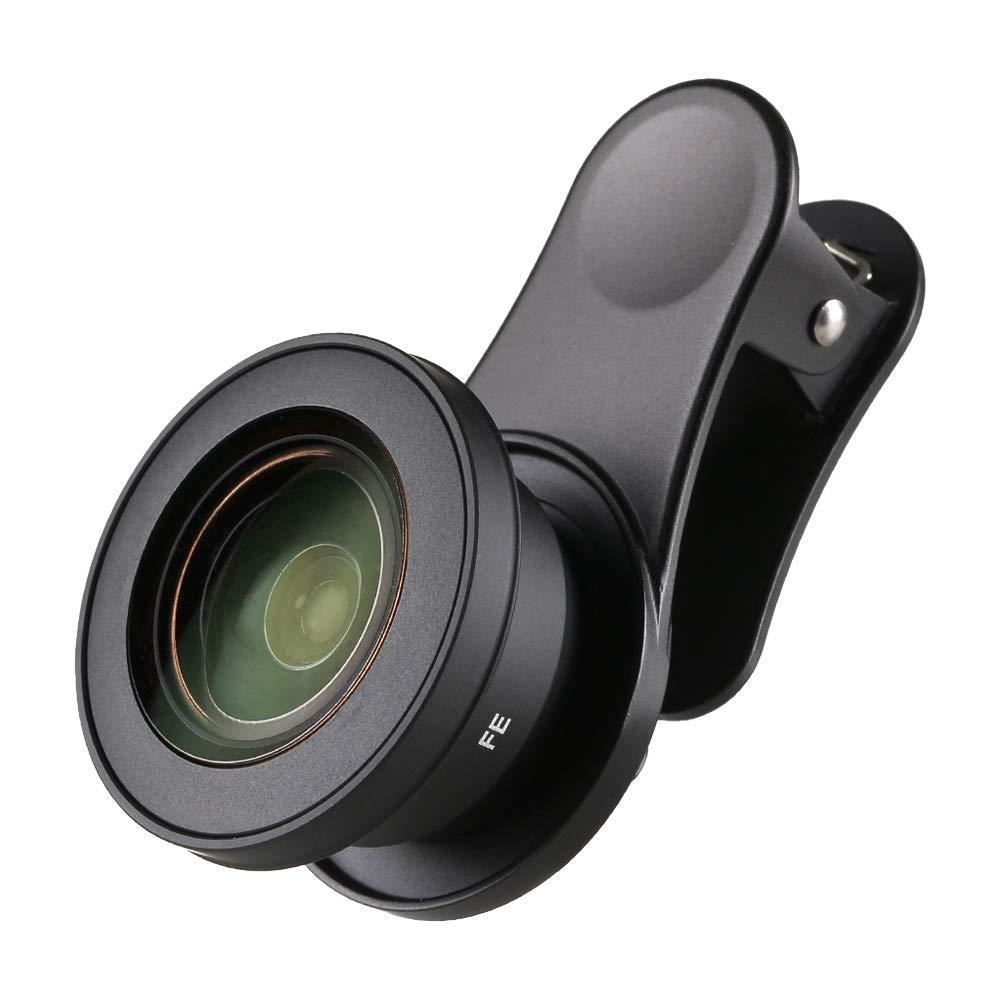 Lente 170° Fisheye Para Iphone, Samsung, Pixel (xmp)