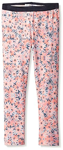 French Connection Little Girls' Kids Mini Samba Leggings, Nocturnal, 3-4Y - Kid Connection Kids Pants