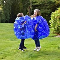 Scotvision® enfants gonflable 2x Buddy Bumper Balles rebondissantes Sumo mieux Fun Zorb Fun Play Jeu.