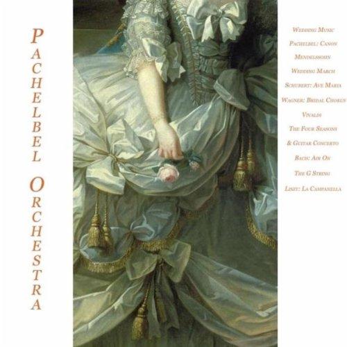Wedding Music - Pachelbel: Canon - Mendelssohn: Wedding March - Schubert: Ave Maria - Wagner: Bridal Chorus - Vivaldi: the Four Seasons & Guitar Concerto - Bach: Air On the G String - Liszt: La Campanella ()