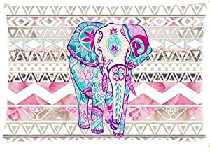 LarryToliver You deserve to have one side printing pillowcase Elephant Running size 20 X 30 inch 2 way cloth best pillow cases