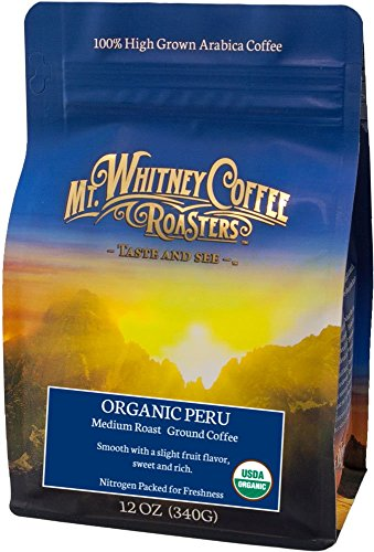 Mt Whitney Coffee Roasters Certified product image