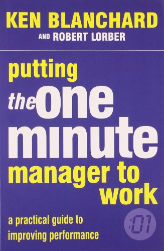 To manager pdf one putting minute the work