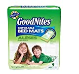 Health & Personal Care : Goodnites Disposable Bed Mats - 36 Ct.