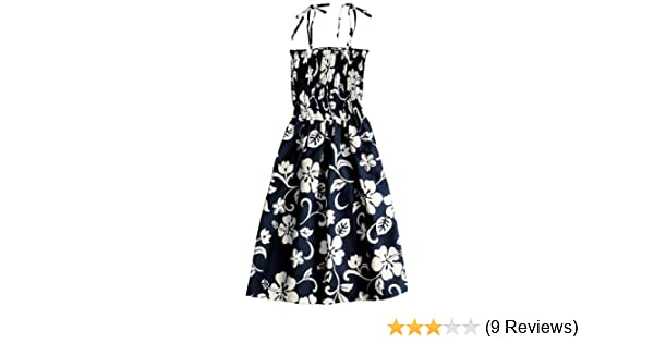 33352b8704 RJC Womens Classic Hibiscus Elastic Tube Top Sundress at Amazon Women s  Clothing store  Dresses