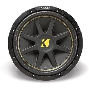 Kicker Comp 10-Inch Subwoofer