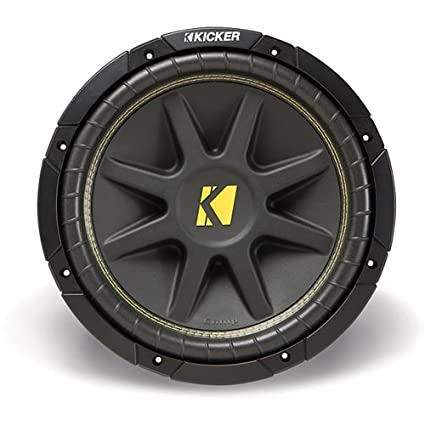 infinity 10 sub. kicker 10c104 comp 10-inch subwoofer 4 ohm (black) infinity 10 sub d