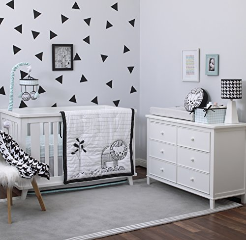 Zoo Crib Bedding Collection - 4