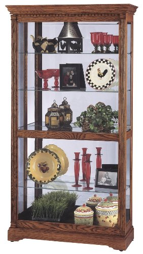 (Howard Miller 680-339 Donegal Curio Cabinet)