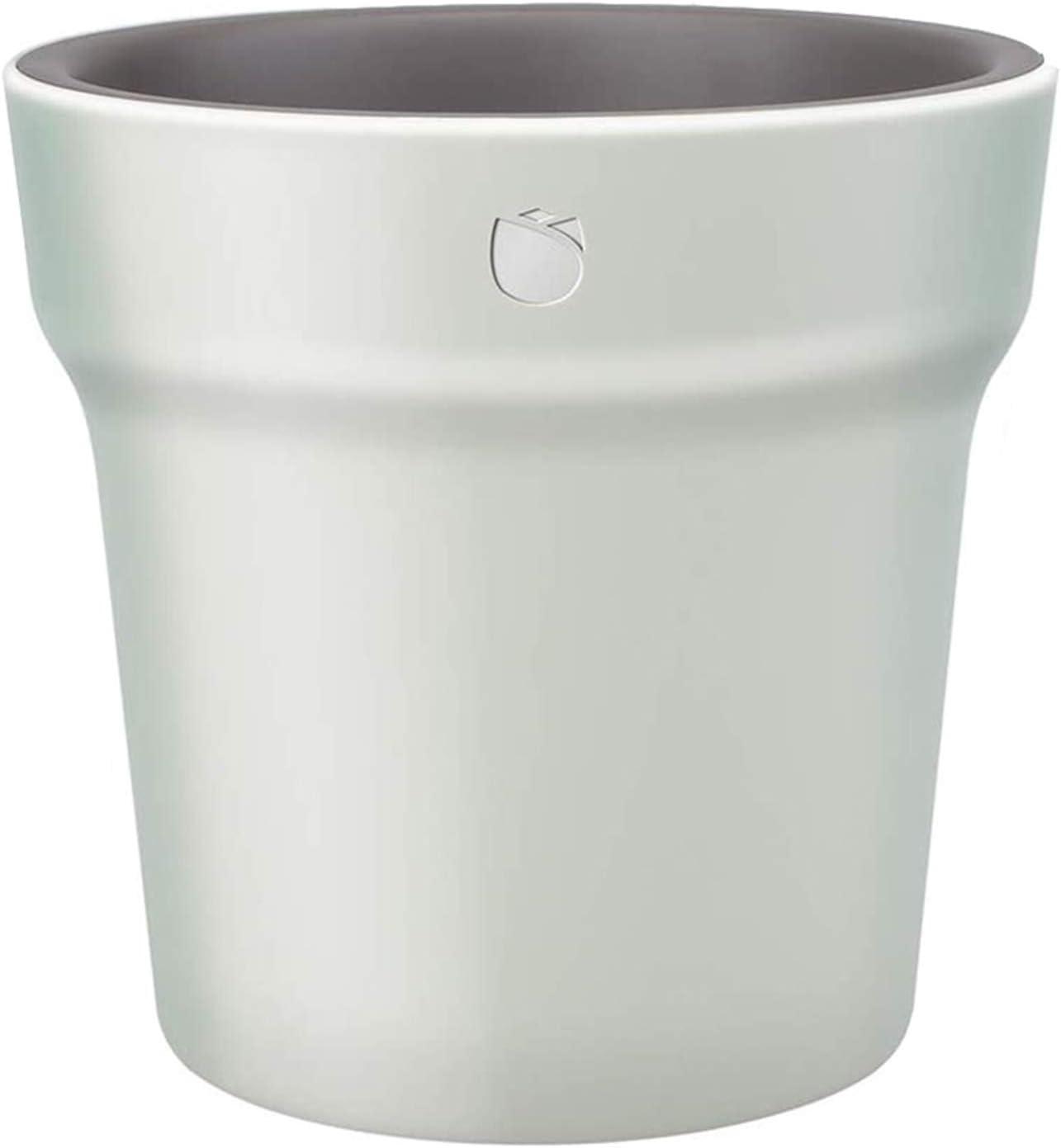 OLLIVAN for HHCC Smart Plant Pots, Indoor Planter with Soil Water Light Tester Moisture Nutrient Detector, Indoor Flower Pots, Plant Monitor Smart Garden Pot for Home Garden Farm-APP Control