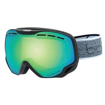d9a769ec32 Emperor Ski Goggle - Matte Black Tree with Phantom Green Emerald Lens