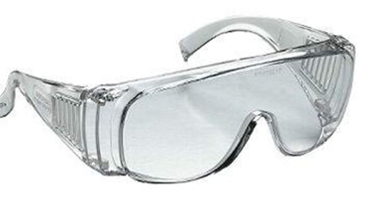 Safety Goggles Lightweight EYE SHIELD Protectors for GARDENING BUILDING CLEANING