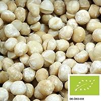 nueces de macadamia 1kg orgánicas, enteras, no saladas