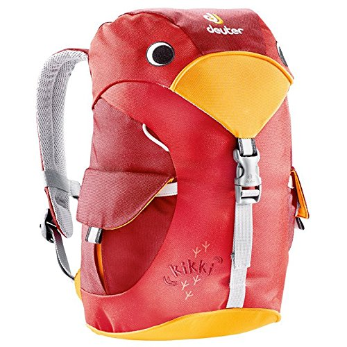 Deuter Kikki Kid's Backpack, Fire / Cranberry by Deuter
