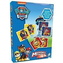 Paw Patrol Memory Matching Game - 72 Cards
