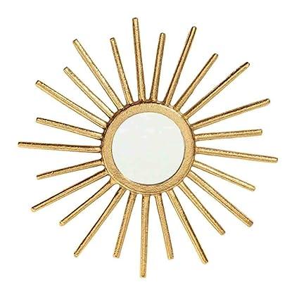 Amazon Com 13 4 Sun Decorative Mirrors Wal Make Up Vanity