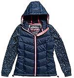 Superdry Women's Storm Hybrid Zip Hooded Sweatshirt
