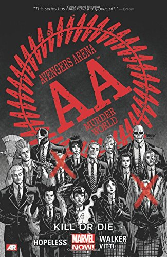 Avengers Arena, Vol. 1: Kill or Die PDF