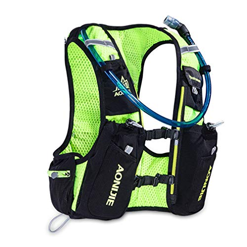 Amazon.com : XUSHSHBA Men Women Nylon 10L Outdoor Bags Hiking Backpack Vest Professional Marathon Running Cycling Backpack Bag Style 1 : Sports & Outdoors